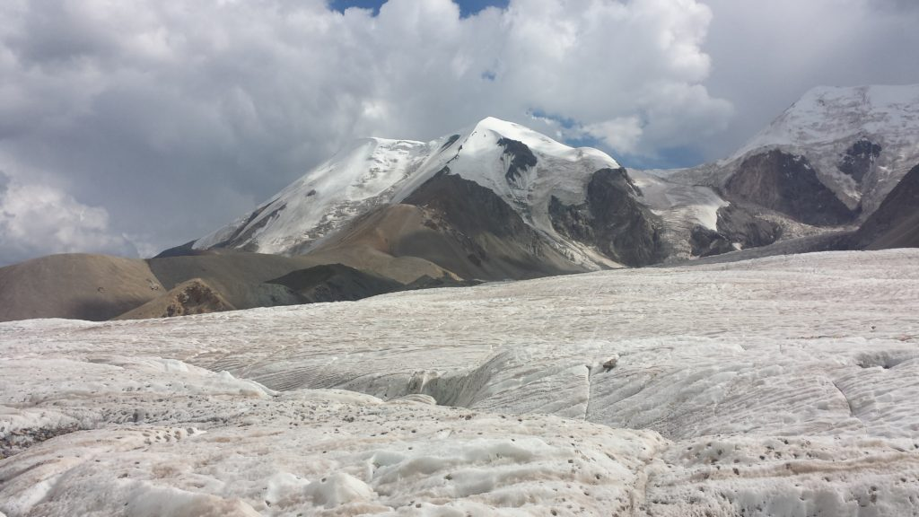 Amnye Machen mountain in Qinghai Tibet
