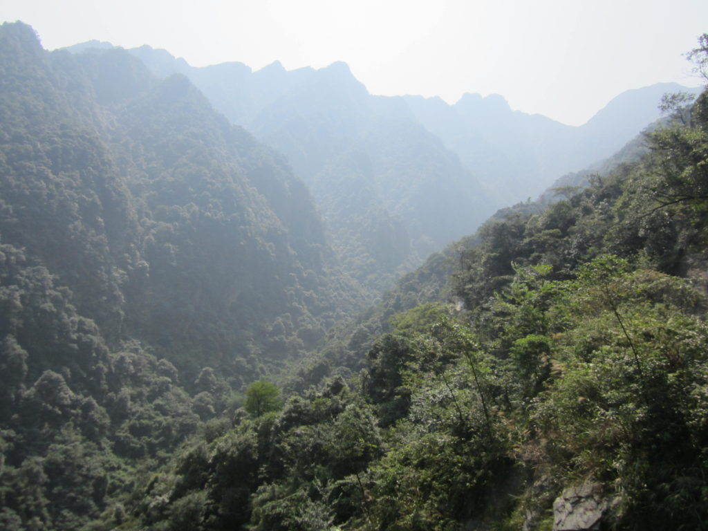 Luokeng river valley, Chuandiding mountain, North Guangdong