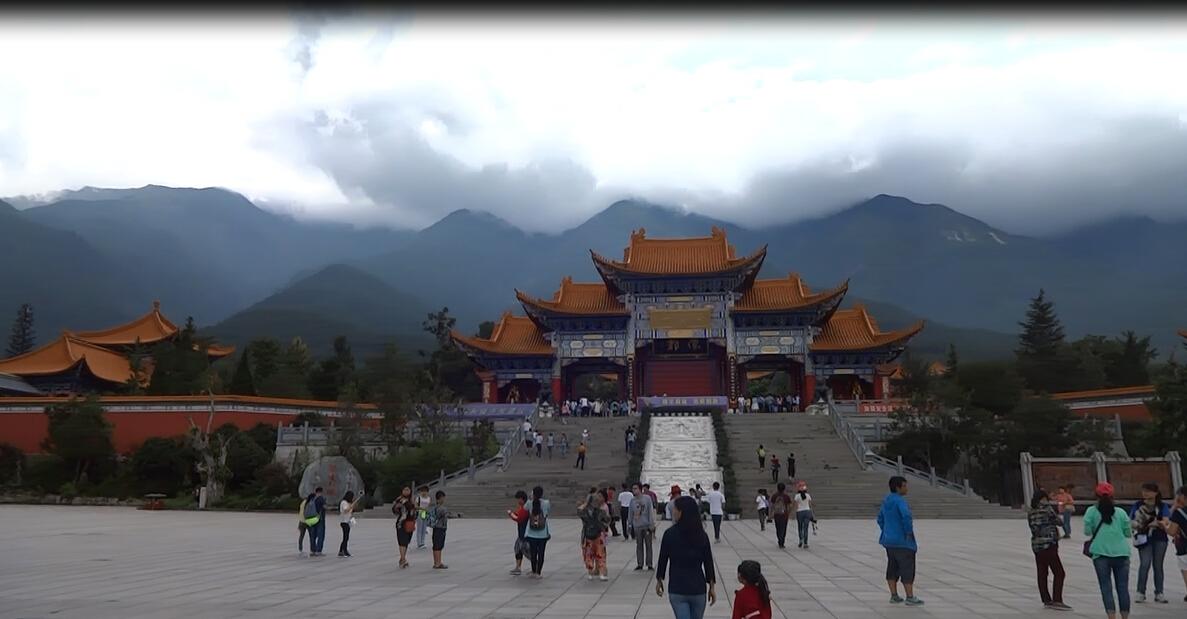 China, Dali (大理), Chongsheng (崇圣) temple