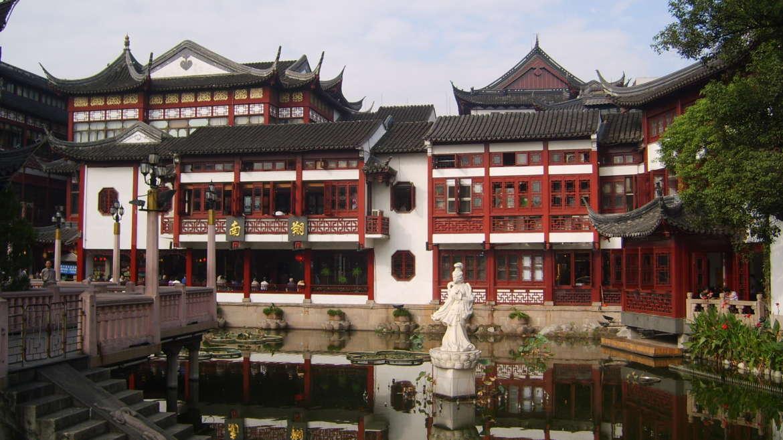 China, Shanghai (上海), Yu Garden (豫园)