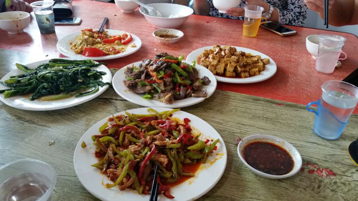 Eastern Tbet, local food