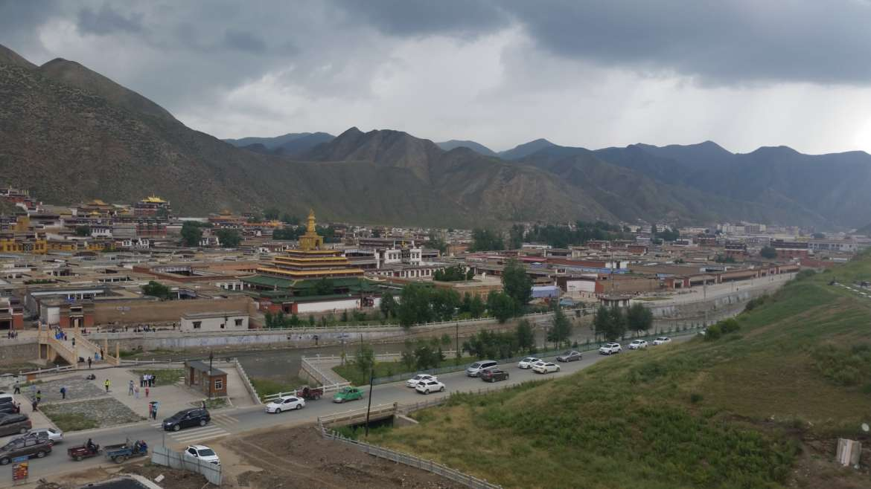 Eastern Tibet, Gannan, Labrang/Xiahe, the largest monastery in Amdo