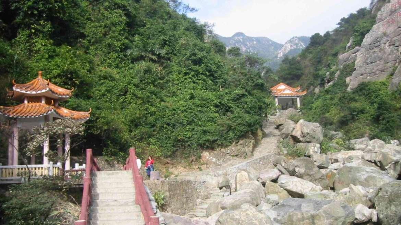 Taihedong Mountain Park in Qingyuan