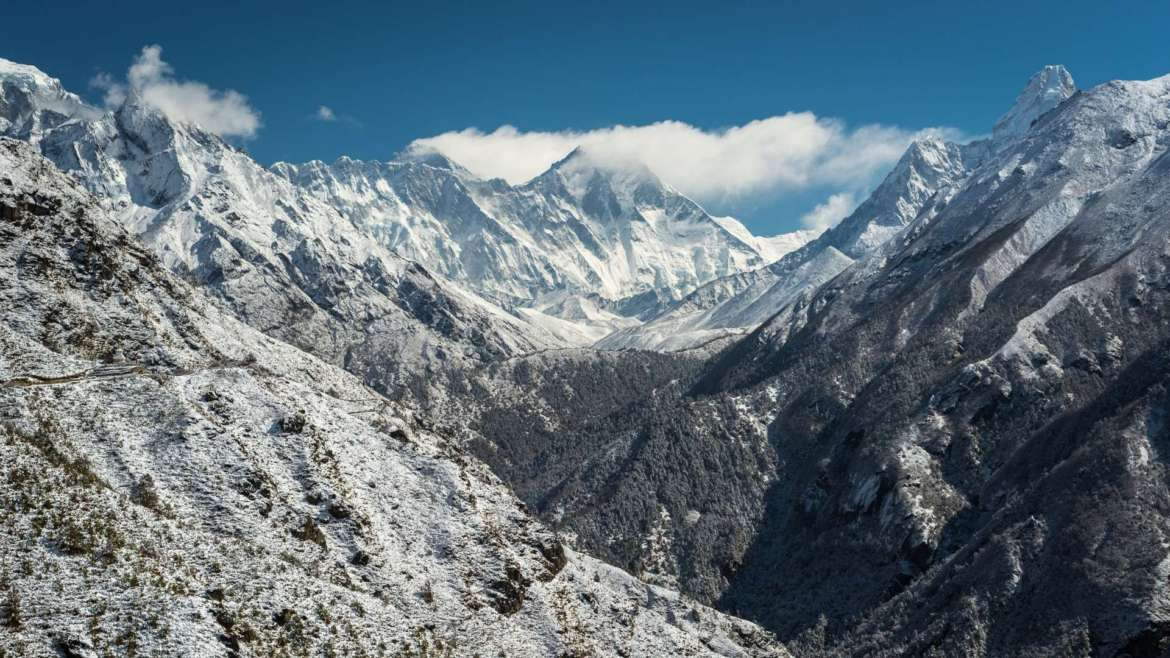 Himalaya and Everest, The Greater Ranges