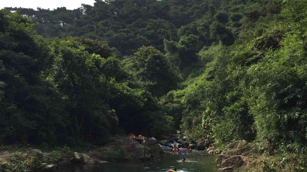 Butterfly Valley in Qingyuan