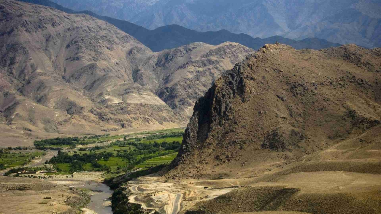 In Spin Ghar, Afghanistan