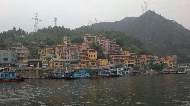 Baimiao Village at North Feixia mountain, Qingyuan