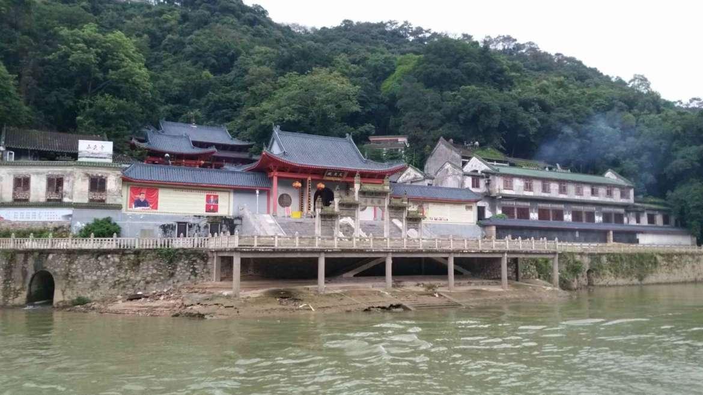 Feilai Monastery, Qingyuan