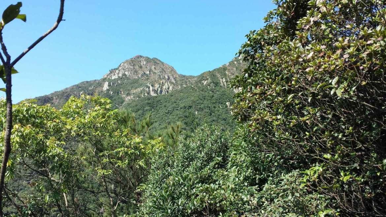 Daluo mountain near Qingyuan, Guangdong