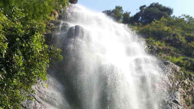 Tiexi waterfall near Qingyuan, Guangdong