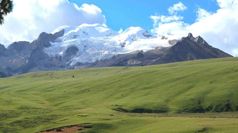 Mt. Genyen, in Shaluli range, Hengduan