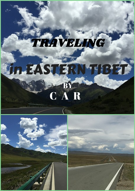 """Tibet is a vast high altitude area, known mainly with Lhasa and the Himalayas, within the Tibetan Autonomour Regious (TAR) in China. But its Eastern part (Eastern Tibet), shared between Sichuan, Qinghai, Gansu and Yunnan provinces is not """"less Tibetan"""", it's incredibly beautiful and easier to visit by foreigners. And the best way to travel there is by car. See more here!"""