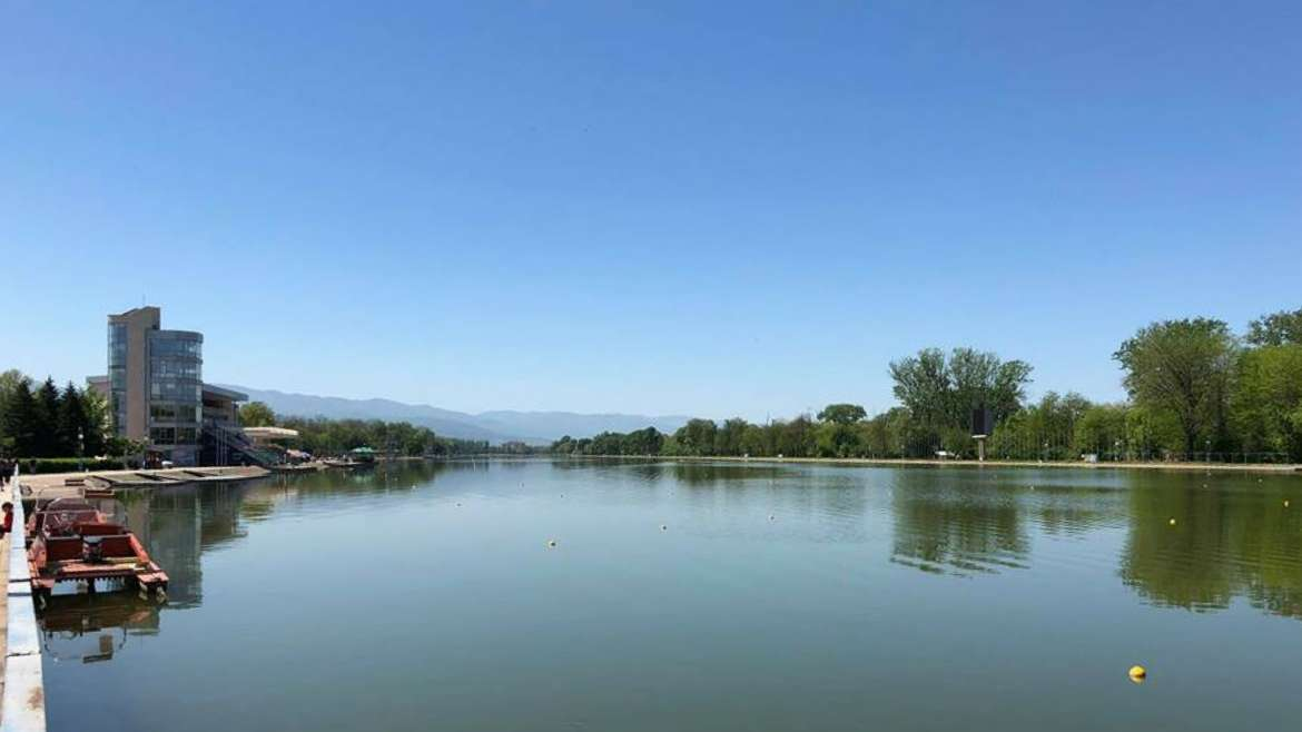 Plovdiv- the Rowing channel