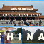 How to arrange your first trip to China