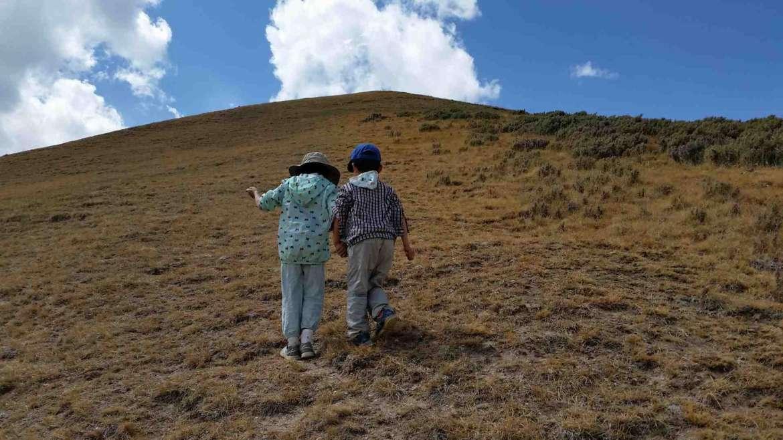 Altitude sickness, Tash Rabat, Kyrgyzstan, 3200