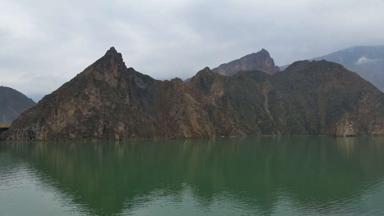 Eastern Tibet, Qinghai, Yellow River, on the way to Rebkong/Tongren