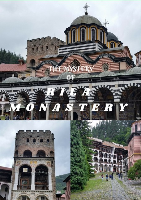 A journey to the mysterious Rila Monastery, Bulgaria