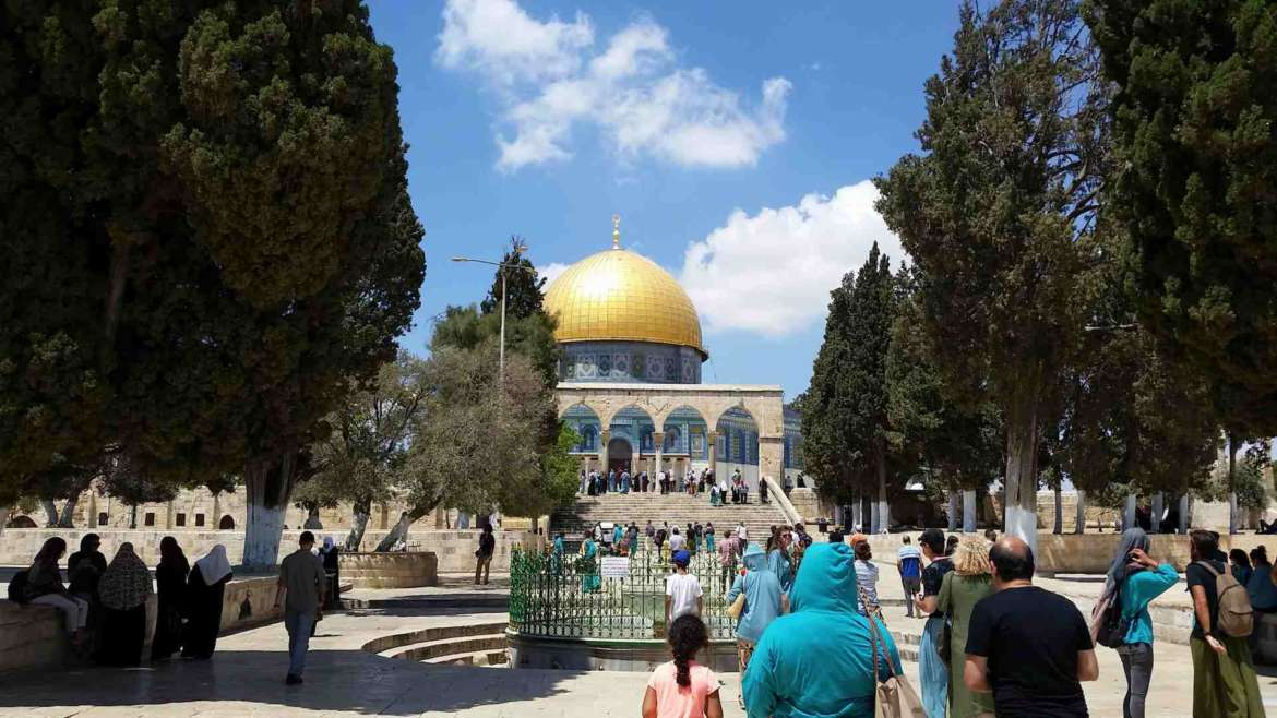 Visit Jerusalem, see Temple Mount