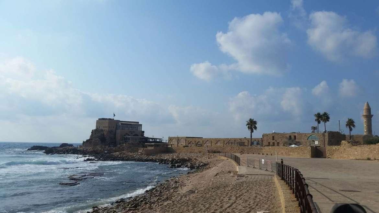 Israel itinerary- Caesaria