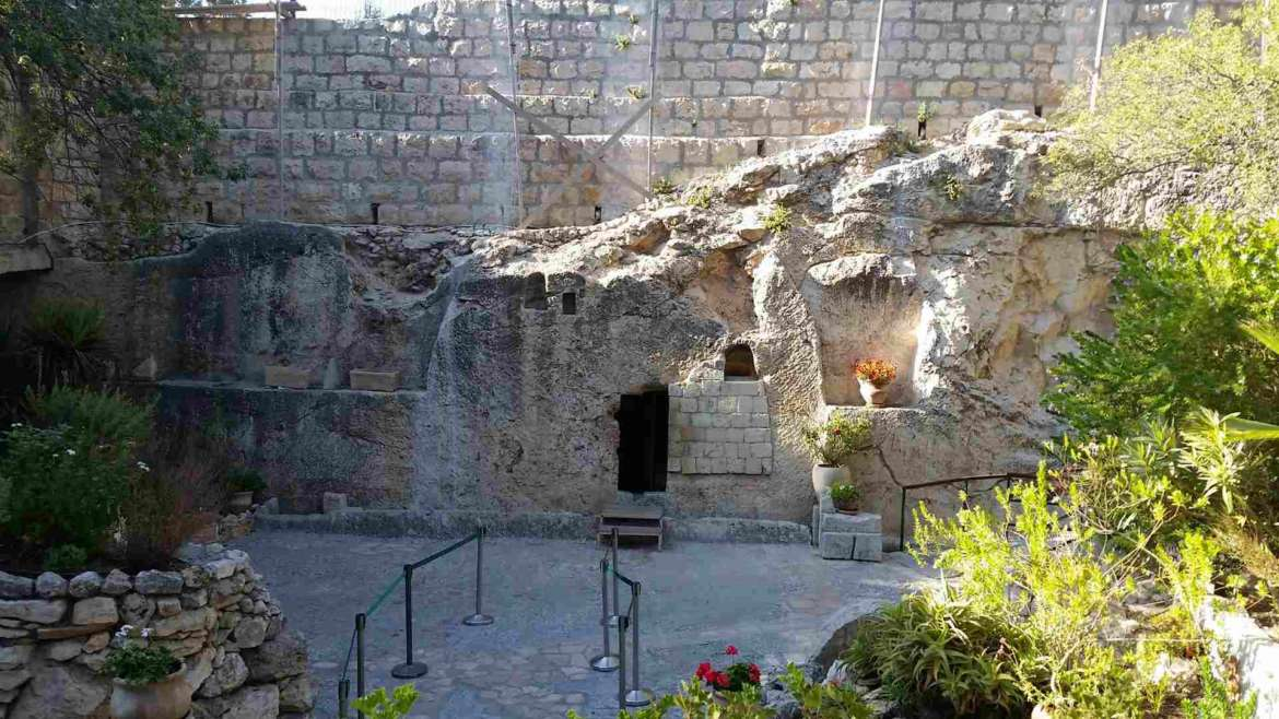 Visit Jerusalem, see the Garden Tomb