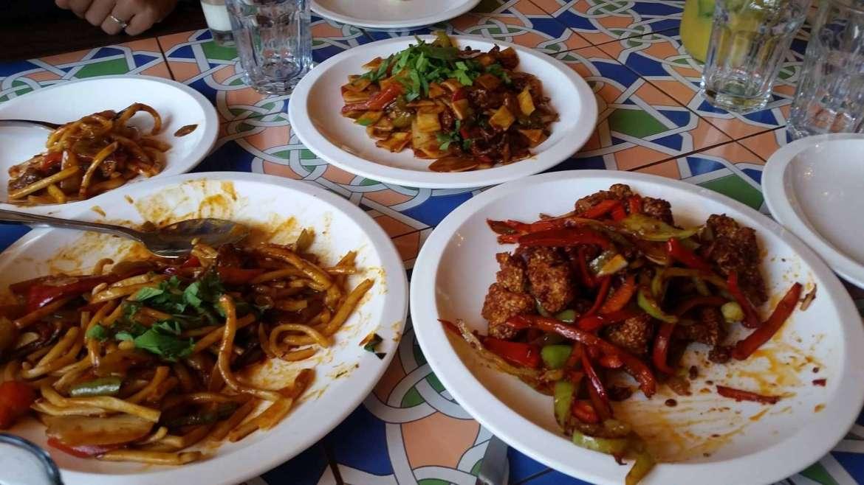 A trip to Kyrgyzstan- Kyrgyz food