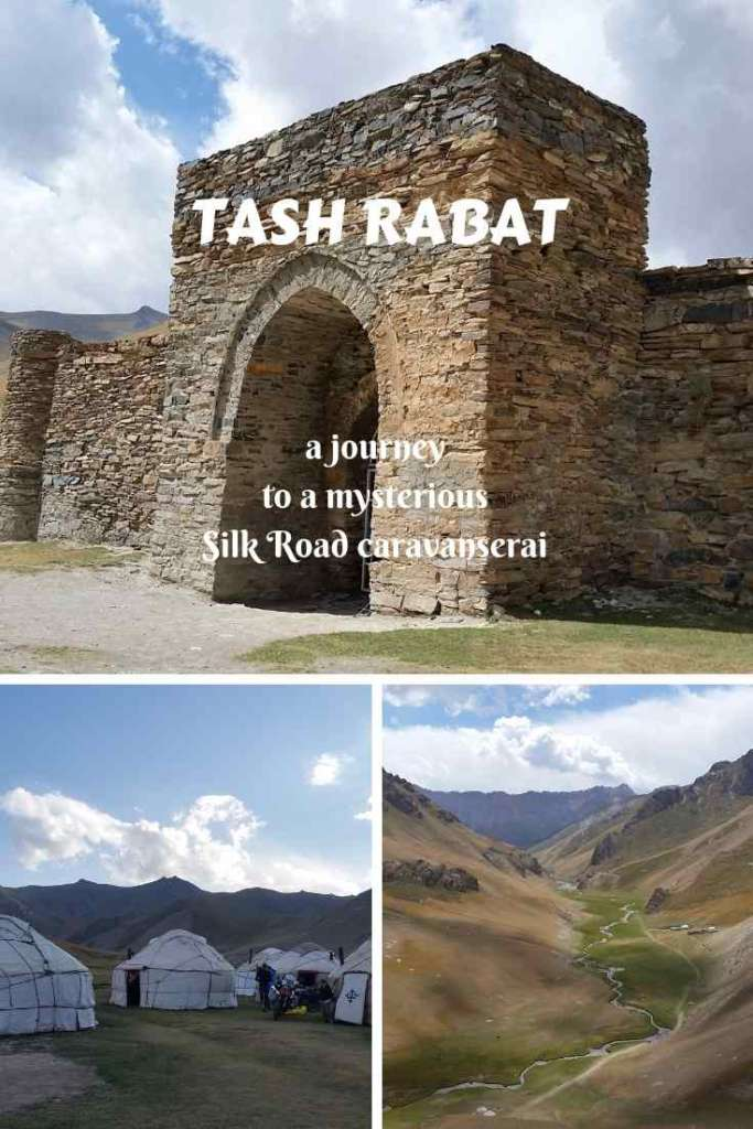 Kyrgyzstan, Tash Rabat, go to a journey to a mysterious Silk Road caravanserai, located in some of the most beautiful mountains in the world!