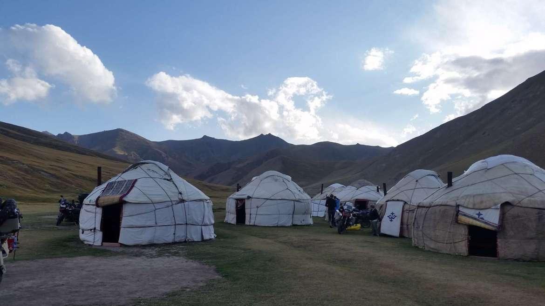 Sabyrbek Yurt Camp, Tash Rabat, Kyrgyzstan