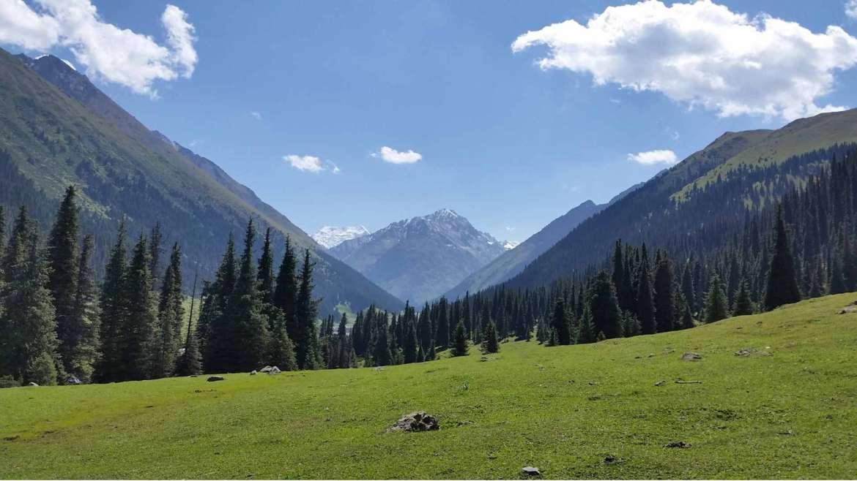 A trip to Kyrgyzstan- Altyn Arashan