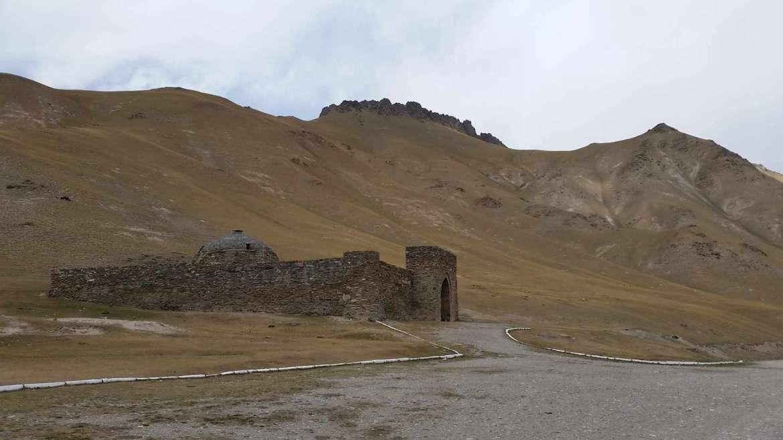 Tash Rabat, Kyrgyzstan, the caravanserai