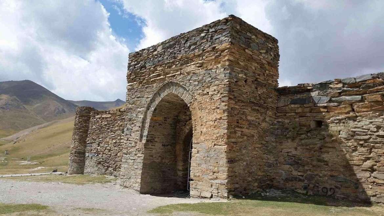 A trip to Kyrgyzstan- Tash Rabat caravanserai