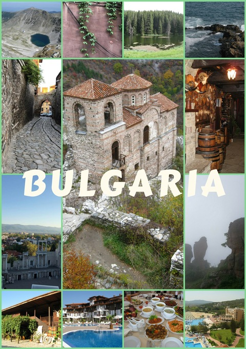 Bulgaria is a country in Southeast Europe, famous with its beautiful nature, its rich history and its symbol- the Bulgarian rose.