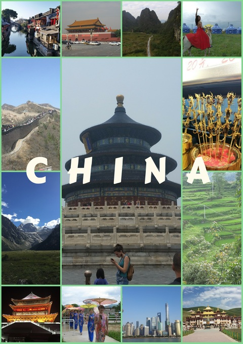 China is a country in East Asia, well known as the most populated country in the world, with some of the richest nature and history on the Earth.