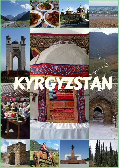 Kyrgyzstan is a country, located in Central Asia, famous with some of the most beautiful mountains in the world.