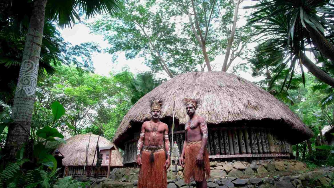 The 10 Most challenging places for traveling, your ultimate travel bucket list- Papua
