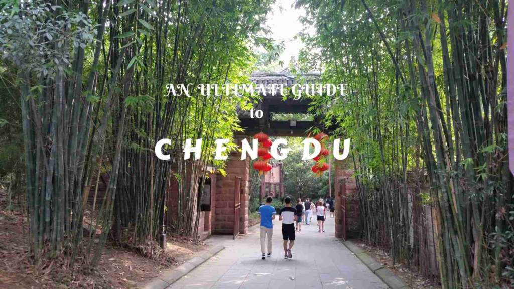 Look for Chengdu, see places to visit in Chengdu, dive into the history and culture of this mega city, located deep in China, Sichuan province!