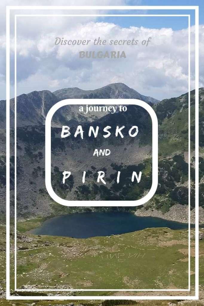 Visit Bansko and Pirin mountain- an incredibly beautiful pearls of Bulgaria!