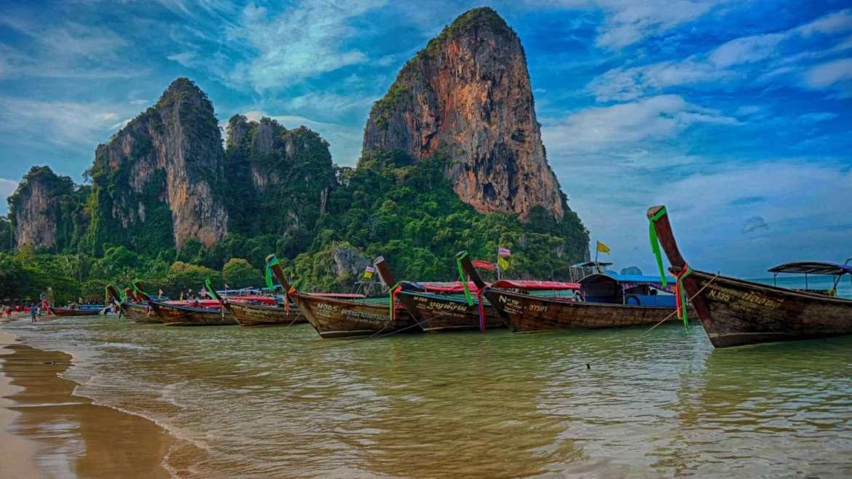 Karst hills area- Phang Nga Bay