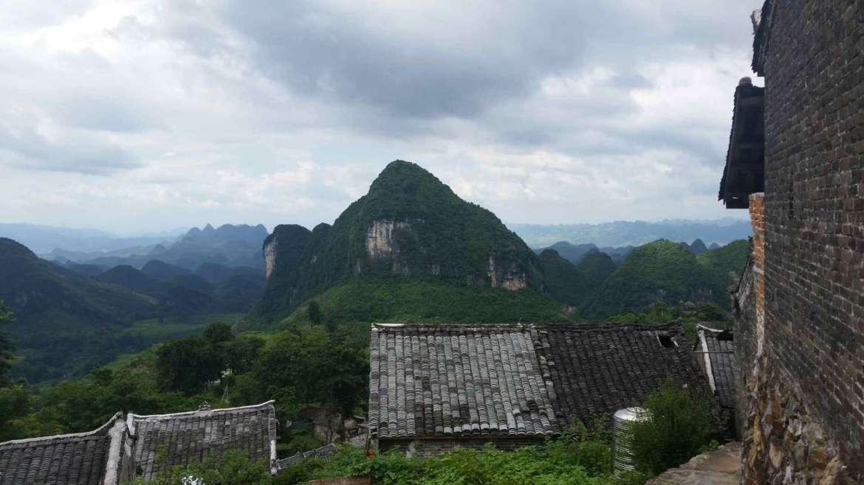 Yao minority in Guangdong, View of Nangang