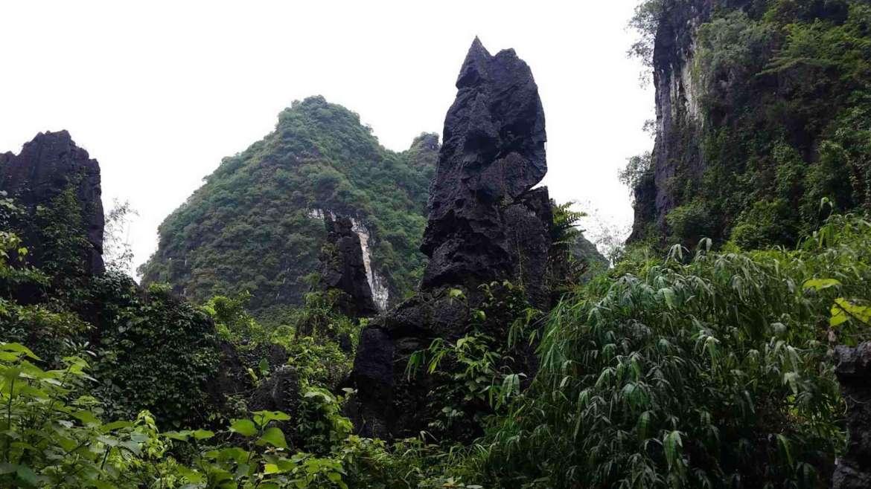 Karst hills area- Yingxi