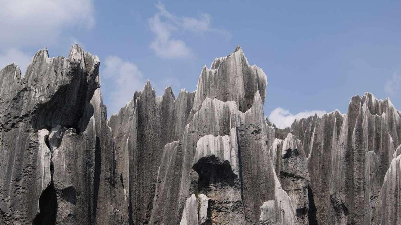 Karst hills area- Shilin