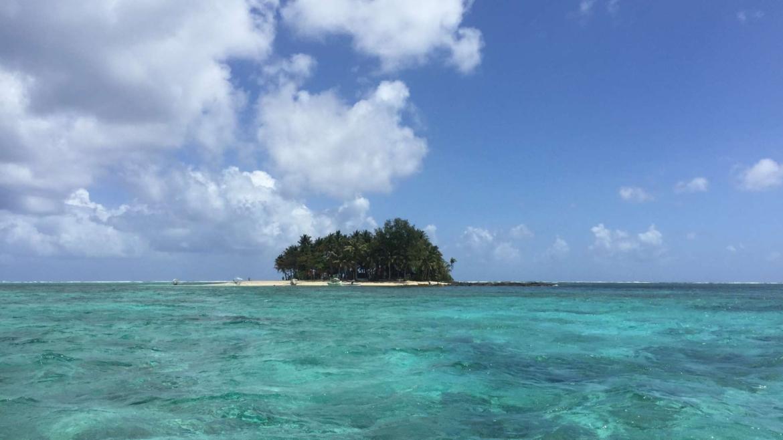 Guyam Island near Siargao