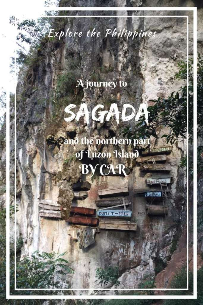 A journey to Sagada by car, and to the northern mountains of Luzon Island, Philippines