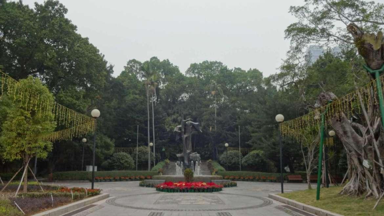 Luis de Camoes Garden, Macau