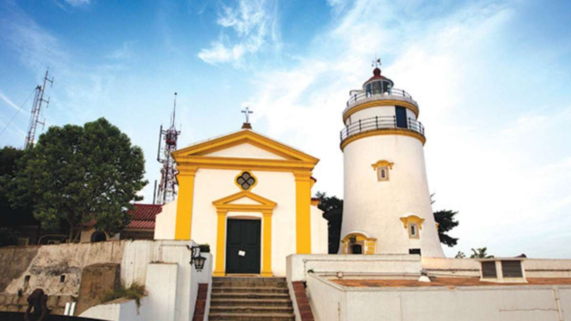 Guia Fortress- the Chapel and the Lighthouse, Macau