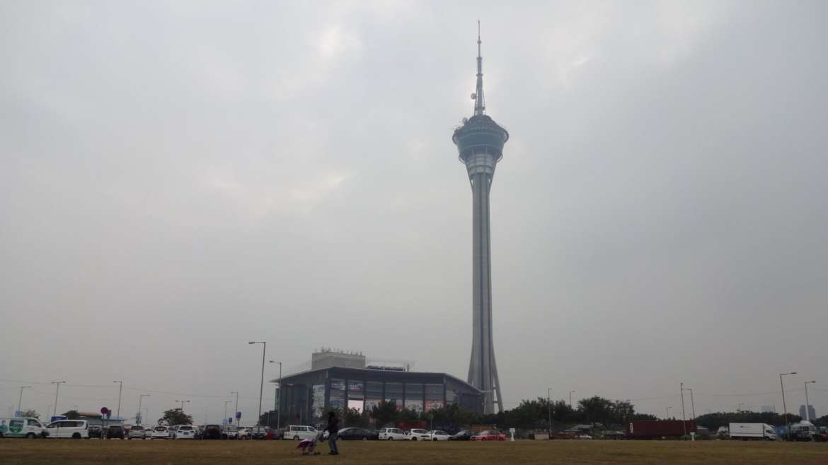The Tower of Macau
