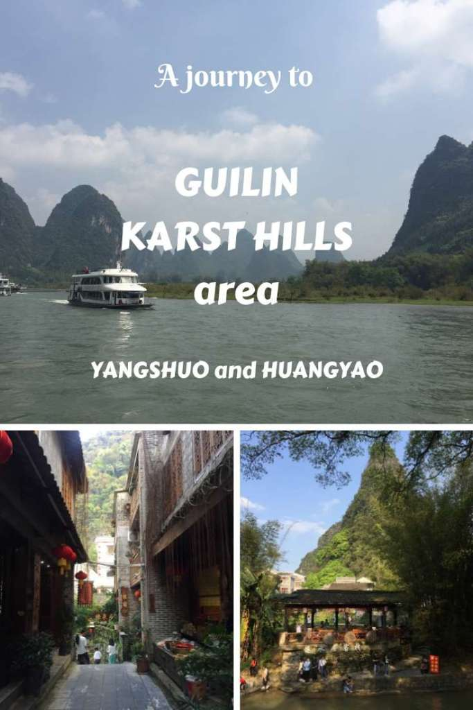 Make a journey to Guilin Karst Hills area- one of the most beautiful landscapes in China. Visit Huangyao, Yangshuo, Xingping, float on Li River, explore the nature, the history and culture of this unique place!