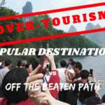 There are many popular destinations in the world. But recently they all suffer over-tourism. Are off the beaten path destinations an alternative?
