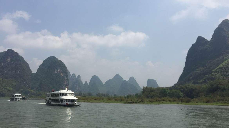 Guilin Karst Hills- Cruise on Li River at Xingping