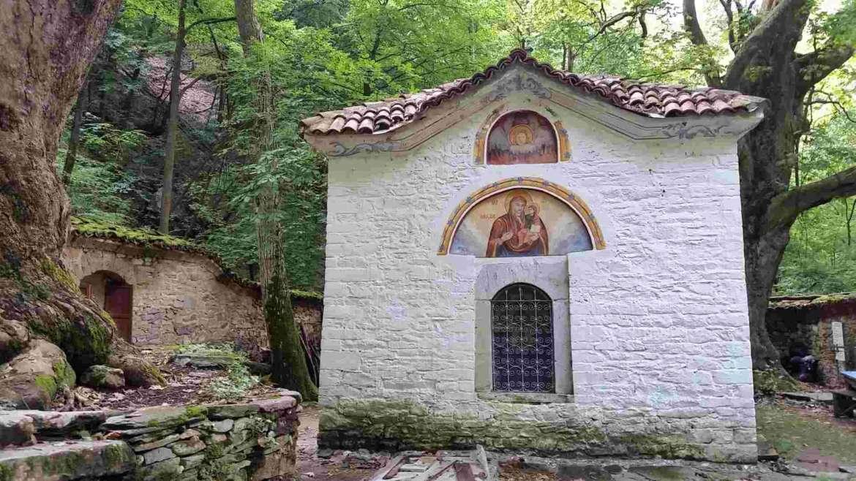 Ayazmo Chapel, Bachkovo Monastery