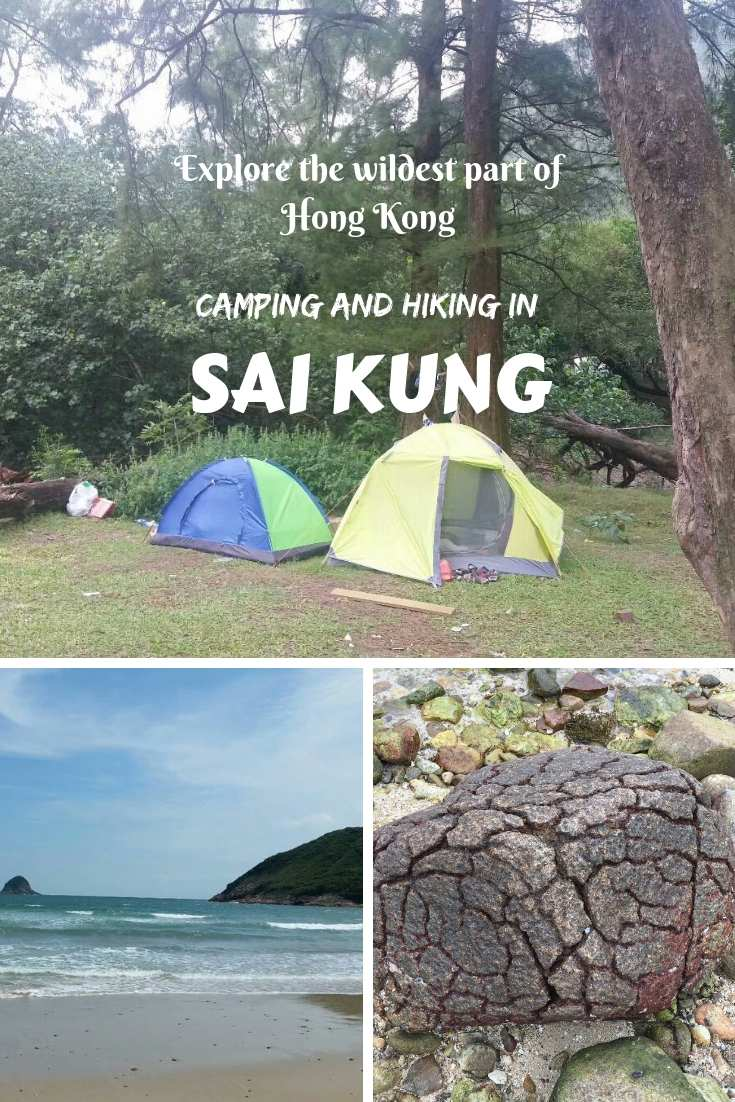 Sai Kung Peninsula is the wildest part of Hong Kong. Make a journey to Sai Kung and enjoy a great camping and hiking experience in its mountains, beaches and volcanic sites!